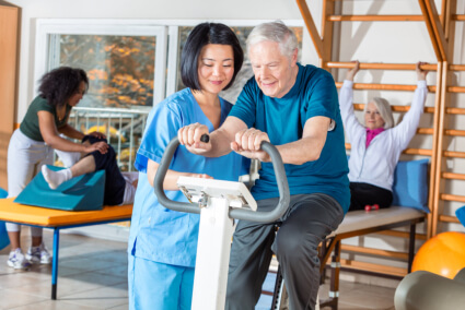 How is Physical Therapy So Important to Seniors?