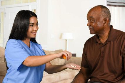 How to Encourage Seniors to Take Their Medication