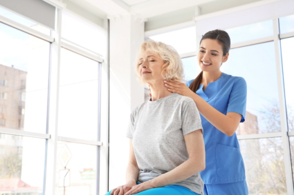 Improving Elderly Function Through Occupational Therapy