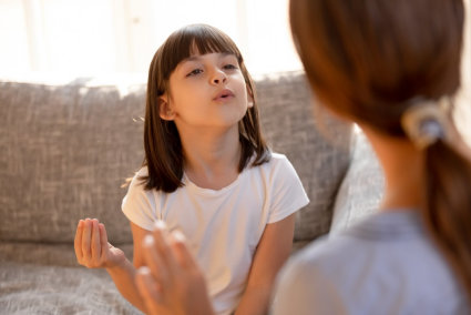 When to See a Speech Therapist for Your Child